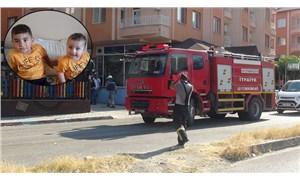 Hatay'da bodrum katta çıkan yangında bir bebek yaşamını yitirdi