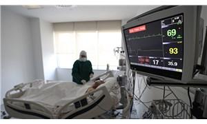 """""""Diyarbakır'da gecede 8 hastanın öldüğü gün, ülkede açıklanan vefat sayısı 17'ydi"""""""