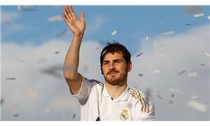 Iker Casillas, futbolu bıraktığını açıkladı