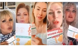 'Koronavirüse iyi geliyor' diye ürün tanıtan magazin ünlülerine para cezası