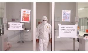 Ankara İl Sağlık Müdürlüğü: Hastane yatak doluluk oranı yüzde 50