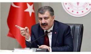 Bakan Koca: Konya'da yoğun bakım doluluk oranı yüzde 76