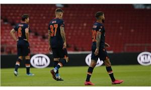 Başakşehir, UEFA Avrupa Ligi'ne veda etti