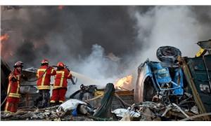 Beyrut'taki patlamada bilanço ağırlaşıyor: 4 binden fazla yaralı, 100 ölü