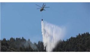 Denizli'de orman yangını: 'Sabotaj şüphesi var'