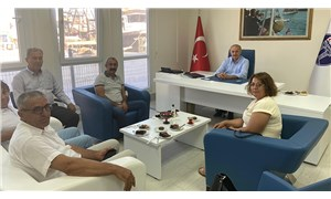Komünist Başkan Maçoğlu Didim'de