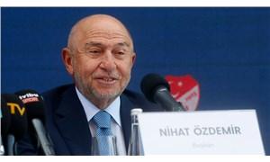 Nihat Özdemir: Harcama limitleri kulüpler için sürpriz olmadı