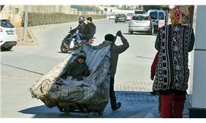 Ülkenin geleceği sokakta çalıştırılıyor