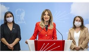 Aylin Nazlıaka, CHP Kadın Kolları Genel Başkanlığına adaylığını açıkladı