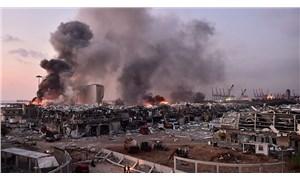 Beyrut Limanı'nda patlamanın izleri çok ağır: Lübnan yasta