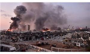 Beyrut Limanı'ndaki patlamadan sorumlu tutulan yetkililer protesto edildi