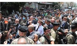 Macron: Beyrut Limanı'ndaki patlama şeffaf bir şekilde soruşturulmalı