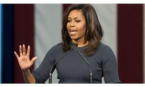 Michelle Obama: Hafif derecede depresyona girdim