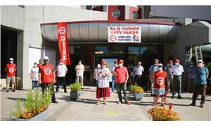ODTÜ Vişnelik Sosyal Tesisleri çalışanları greve başladı