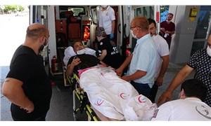 İYİ Partili belediye meclis üyesi, silahlı saldırıda yaralandı