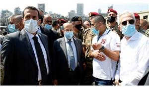 Lübnan Devlet Başkanı Avn: Patlamada müdahale olasılığı var