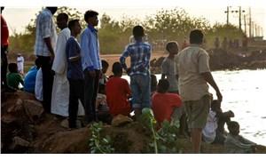 Sudan'daki şiddetli yağış nedeniyle 50 bin kişi olumsuz etkilendi