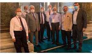 Ayasofya'nın açılışına katılan bir AKP'li milletvekili daha koronavirüse yakalandı