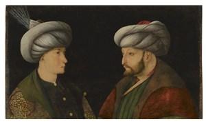 Fatih'in portresi İstanbul'a getiriliyor