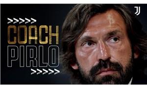 Juventus'un yeni Teknik Direktörü Andrea Pirlo oldu
