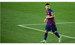 Barcelona çeyrek final biletini ilk yarıda kaptı