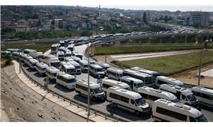 İzmir Büyükşehir Belediyesi: 'S' plakalı servis aracı ihtiyacı talepler doğrultusunda belirleniyor