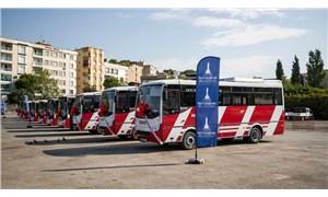İzmir'de 52 yeni otobüs daha hizmete girdi