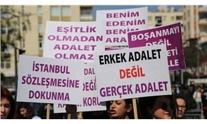 Kadınlar vazgeçmiyor: İstanbul Sözleşmesi'nin maddeleri teker teker okunuyor