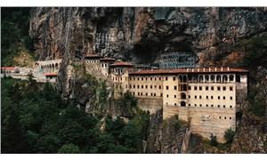 Sümela Manastırı'nda restorasyonun ardından ilk ayin 15 Ağustos'ta