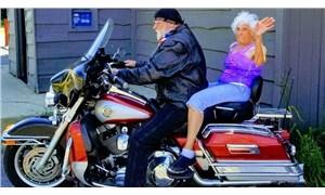 103 yaşındaki kadın, koronavirüs karantinasından çıkar çıkmaz dövmeciye koştu