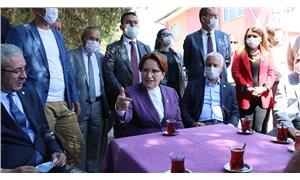 Akşener'den Erdoğan'a mesaj: Bu matematikle seçilemez