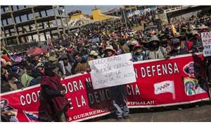 Bolivya'da ABD destekli darbe hükümeti sağcı paramiliter grupları sokağa saldı