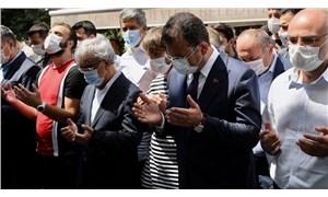 HDP Eş Genel Başkanı Sancar'ın kardeşi son yolculuğuna uğurlandı