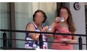 Adana'da bir kişi 13. kattan düşüp yaşamını yitirdi, komşuları kahve içerek izledi