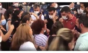 Ankara'da İstanbul Sözleşmesi eyleminde gözaltına alınan kadınlar serbest bırakıldı