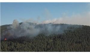 Aydos Ormanı'nda 4 farklı noktada çıkan yangın kontrol altına alındı
