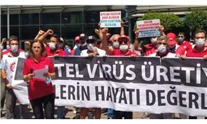 DİSK hem Vestel'i hem hükümeti uyardı: İşçi sağlığı buzdolabından önemlidir!