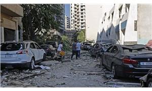 DSÖ: Beyrut'ta yaşanan patlamada 3 hastane devre dışı kaldı