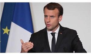 Macron'dan Doğu Akdeniz'de gerginliği artıracak açıklama