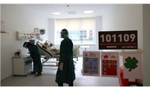 SES: Bilkent Şehir Hastanesi'nde Covid servisi doldu, hastanede kaos var