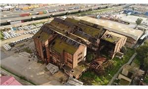 Tarihi Elektrik Fabrikası'nda rant ve yapılaşma tehdidi