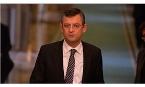 CHP'li Özel'den Muharrem İnce açıklaması: CHP, şahısların geleceğinin planlandığı bir parti değildir