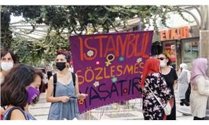 Kadınlar bir kez daha seslendi: Haklarımız pazarlık konusu değil