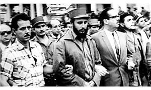 """""""Teşekkürler, Fidel, her şeyden önce, insan olduğun için..."""""""