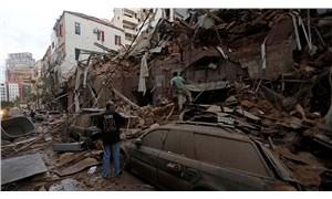 Patlama sonrası birçok kişinin akıbeti belirsiz: Lübnan kayıplarını arıyor