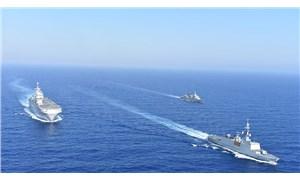ABD: Doğu Akdeniz'deki Yunanistan-Fransa ortak tatbikatından endişeliyiz