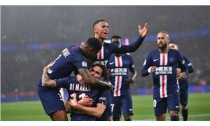 Şampiyonlar Ligi'nde ilk yarı finalist: Paris Saint-Germain