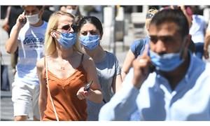 Türkiye'de koronavirüs kaynaklı can kaybı 5 bin 912'ye yükseldi