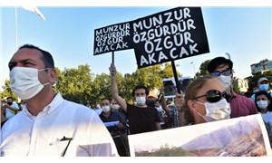 Ülkenin farklı noktalarından tek ses: Munzur özgür akacak