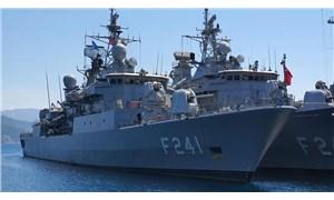 Akdeniz'de diplomasi trafiği